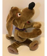 Fisher Price Plush Puzzle Place Nuzzle Puppy Dog Collar Tag Stuffed Anim... - $17.50