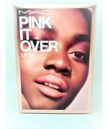 MAC pink it over lip kit lipstick / lip pencil / lipglass - $29.79