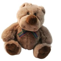 Vintage 1993 GUND Plush Bear Stuffed Cute Face!! - $23.35