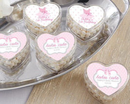 Tutu Cute Ballet Ballerina Baby Shower Birthday Candy Favor Container He... - $56.95+