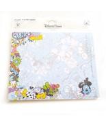 Disney Grafitti Mickey Pattern Mouse Pad Notepad - $23.75