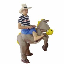 Inflatable Cowboy Party & Fancy Dress Costume - $39.04
