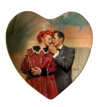 "I Love Lucy Plate "" We're Having A Baby"" Hamilton Collection - $30.00"