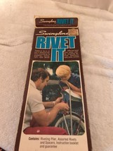 Pre-owned Swingline Riveter CT 2 In Original Box - $32.71