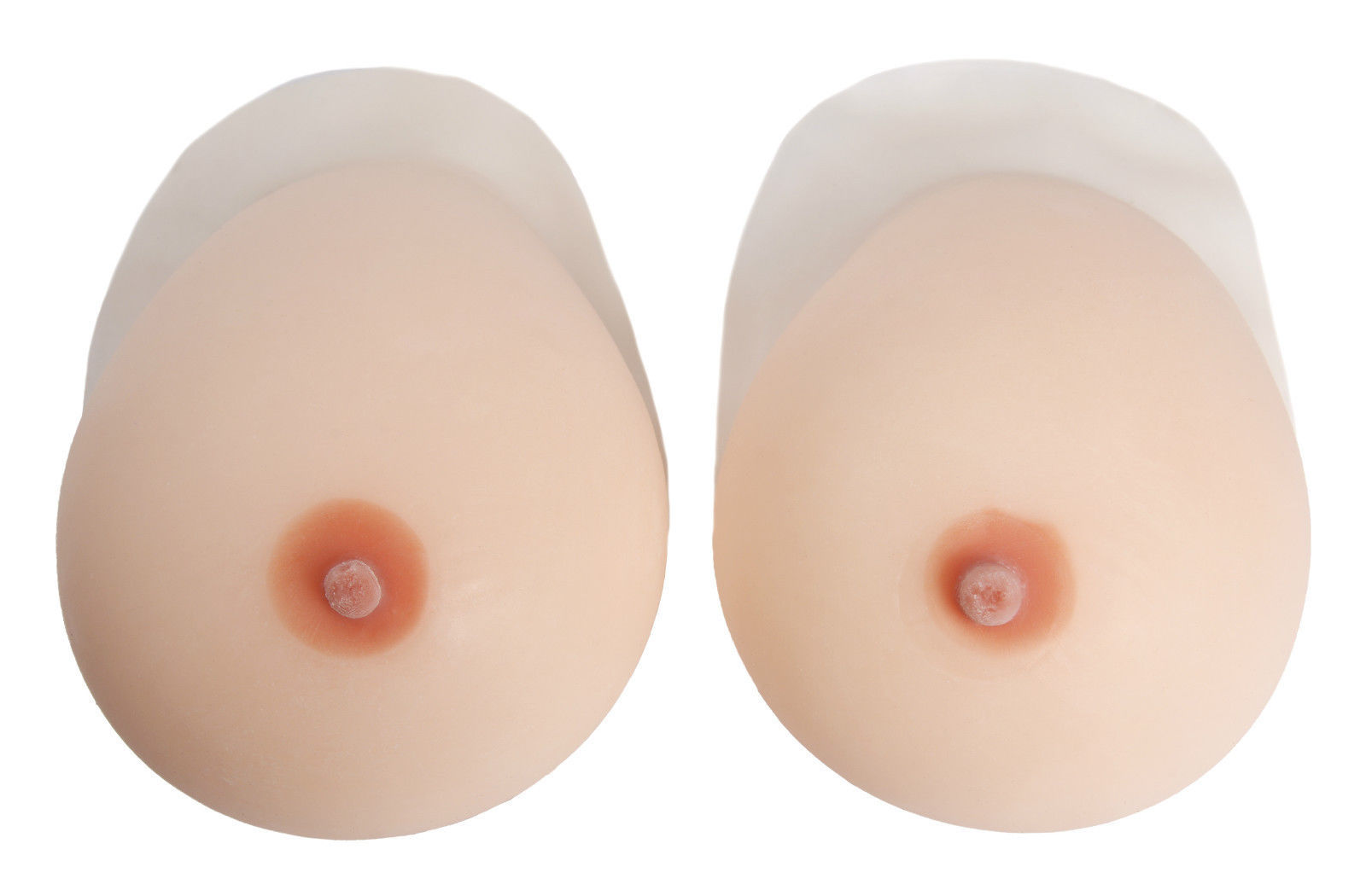 Primary image for Isabella Real Tear Drop Silicone Breast Form Cross dresser Sz 5(M)