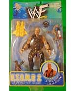 Stone Cold Steve Austin WWF S.T.O.M.P.  Action Figure Series 2 WWE  - $24.70
