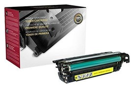 Inksters Remanufactured Toner Replacement for HP CP4025/4525 Yellow, CE262A (HP  - $174.93