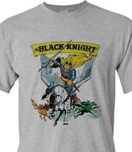 The Black Knight Marvel Comics T-Shirt retro vintage Silver Age Comics tee shirt image 2