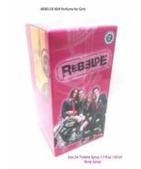 *REBELDE MIA*Eau De Toilette Body Spray 1.7 oz For Women~Girls~New & Sealed - $18.80