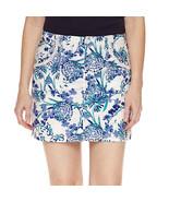 St. John's Bay Floral Cotton Blend Skorts Floral 2P, 4, 6, 8, 10, 12, 14... - $21.99