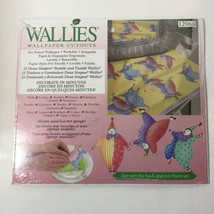 25 Dana Simpson Bumble and Tumble Wallies Wallpaper Cutouts New 12965 Clowns - $11.64