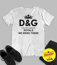 Royals 12Dolcee and Gabanna inspired Shirt - $13.97+