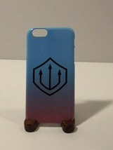 i phone 6 Cell Phone, Cover, Case Achievement Hunter Rooster Teeth Blue & Pink - $6.28
