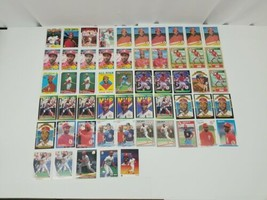 Ozzie Smith Baseball Cards Lot of 55 1982 1985 1987 Donruss 1985 1986 To... - $43.53