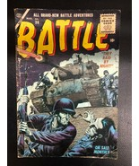 BATTLE #38 (1955) Atlas/Marvel Comics VG+ - $24.74
