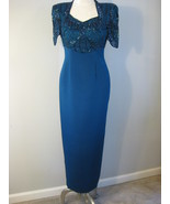 Sequin Gown Made By Alyce Designs Size 6 New - $68.00