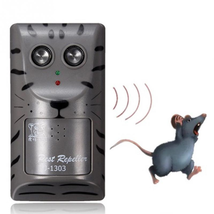 Rat Mosquito Pest Control Repeller Ultrasonic Electronic Bug Anti Mice F... - $27.99