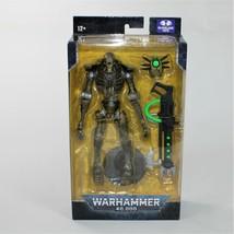"""McFarlane Warhammer 40,000: 7"""" Action Figure Necron Warrior - $45.00"""
