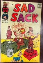 SAD SACK #205 (1969) Harvey Comics VG+/FINE- - $9.89