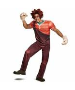 Disguise Disney Ralph Breaks The Internet Deluxe Adult Halloween Costume... - $58.49