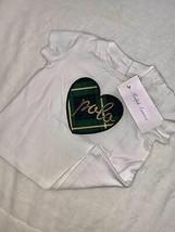 Polo Ralph Lauren WHITE Boys Hart Polo T-shirt, US 18M - $12.86