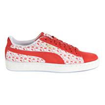 Puma Suede Classic x Hello Kitty Bright Red 366306 01 Anniversary Womens... - $79.95