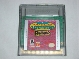 Nintendo Game Boy Color - The WILD Thornberry's RAMBLER (Game Only) - $8.00