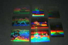 Looney Tunes Comic Ball Trading Cards Lot 99 Cards + 8 Holograms 1990 91 92 - $12.00