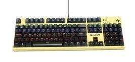 Geekstar GK702 Mechanical Gaming Keyboard English Korean Kailh Optical Switch image 5