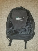 "NEW HP 17"" TSA Computer Laptop Backback Bag Case with USB Charging Port Charcoal - $29.69"