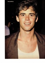 C Thomas Howell teen magazine pinup clipping Bop Teen Beat Tiger Beat