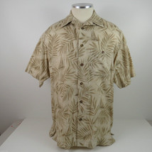 Woolrich John Rich and Bros. Buttoned Shirt Hawaiian Mens Size M Short S... - $24.70