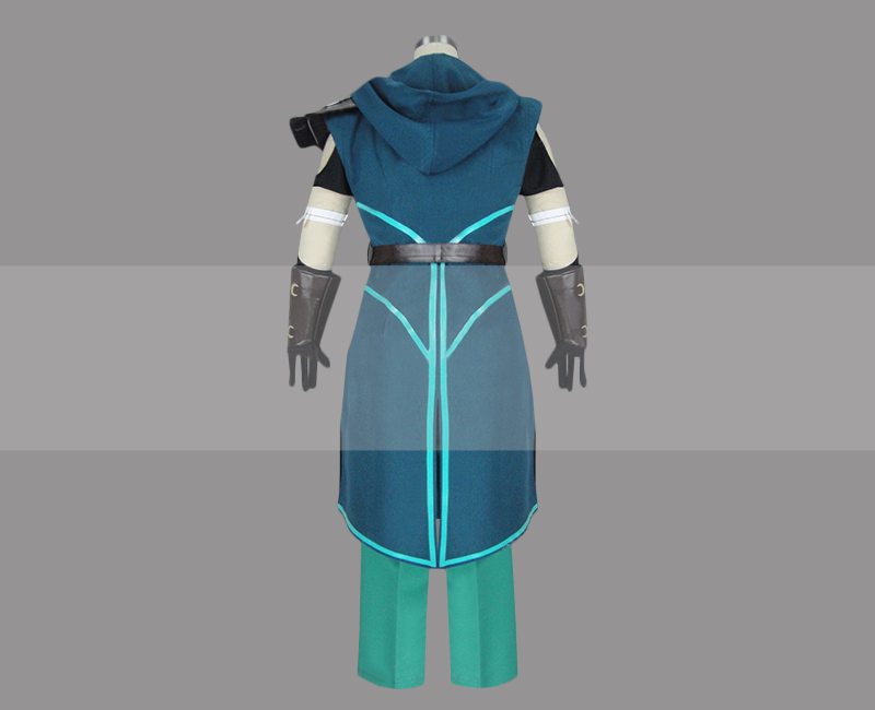 Customize The Dragon Prince Runaan Cosplay Costume Buy
