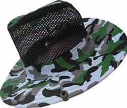 PANDA SUPERSTORE Summer Fold-Up Brim Flap Hat Sun Hat Protection for Outdoor Cam
