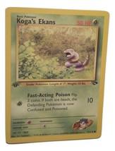 Pokemon Card - 1st Edition Koga's Ekans (77/132) Gym Challenge Set ***NM*** - $1.99