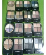 BUY1 GET1 AT 20% OFF L'oreal Wear Infinite Eye Shadow Duos & Quads/Tans ... - $4.92+