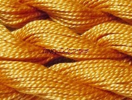 DMC Pearl Cotton Size 3 Color #977 Light Golden Brown - $1.70