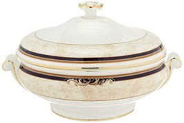 Wedgwood Cornucopia Covered Vegetable Bowl with Lid # 50135806139 - $248.24