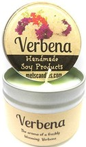 Verbena - 4oz All Natural Hand Made Tin Soy Candle, Take It Any Where - €5,24 EUR