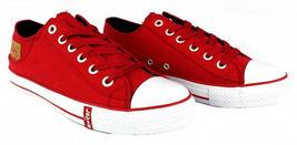 Levi's Men's Classic Premium Casual Sneakers Shoes Buck Lo Twill 514887-01R image 3