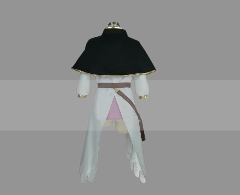 Black Clover Noelle Silva Cosplay Costume Outfit for Sale