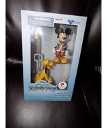 Kingdom Hearts Keyblade Mickey Pluto Action Figures Exclusive Series 1 NEW - $24.07