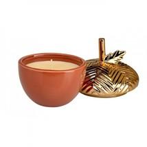 Gilded Acorn Pumpkin Souffl Candle - £19.25 GBP