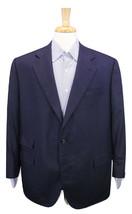 * LORO PIANA * Bespoke Navy Blue The Gift of Kings 12 Micron Wool 2B Bla... - $1,750.00