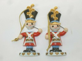 WDCC It's a Small World Toy Soldiers Ornament Figurines only, see details - $62.00