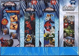 Marvel Avengers Assemble - Three 50 Piece Tower Puzzl - $28.95