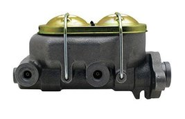 A-Team Performance 4-Port Cast Iron Corvette Style Master Cylinder Disc/Drum Dis image 1