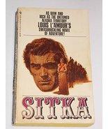 Sitka [Paperback] [Jan 01, 1974] Louis L'Amour - $3.47