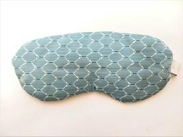 Asceno Unisex Slk Satin AW1615J Augenmaske Blue Ashes Tile Blau - $54.06