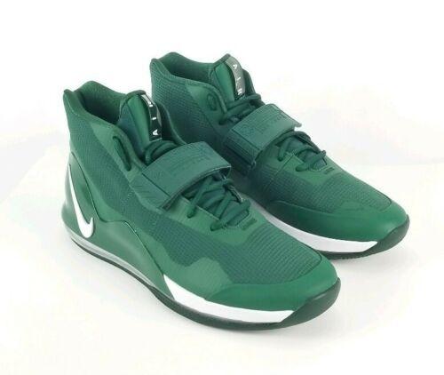 Nike Air Force Max '19 TB Promo Basketball Mens Shoes 11.5 Green AR4095 302 New  image 2